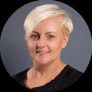 Anna Słomińska pracownik Drew Trans II