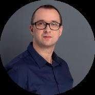 Artur Pestka pracownik Drew Trans II