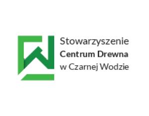 Logo Stowarzyszenie Centrum Drewna w Czarnej Wodzie