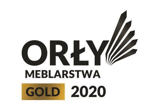 logo Orły Meblarstwa Gold 2020
